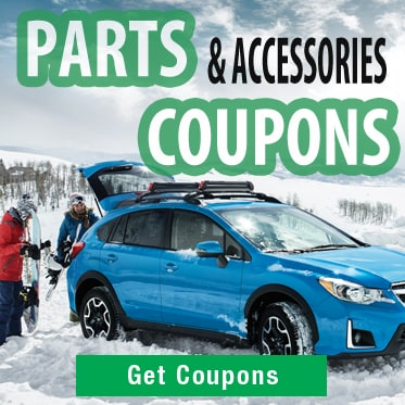 Subaru Parts Coupons