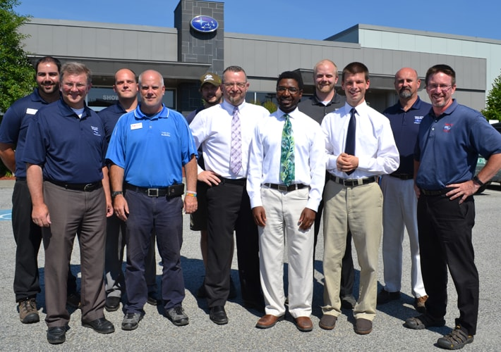 Our Staff is Just One of the Reasons to Buy Subaru Certified