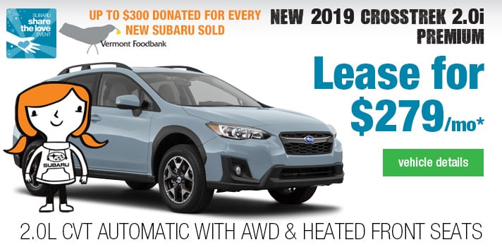 Twin City Subaru Crosstrek Lease Deal