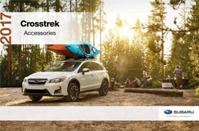 2017 Subaru Crosstrek Accessories Brochure