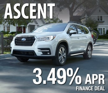 2019 Subaru Ascent Finance Deal