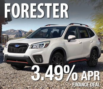 2019 Subaru Forester  Finance  Deal