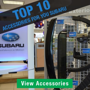 Top 10 Subaru Accessories