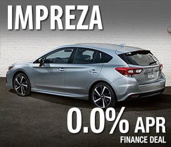 2021 Subaru  Impreza  Finance  Deal