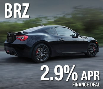 2017 Subaru BRZ Finance Deal