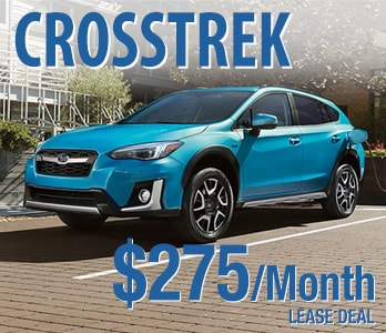 2020 Subaru Crosstrek  Lease Deal