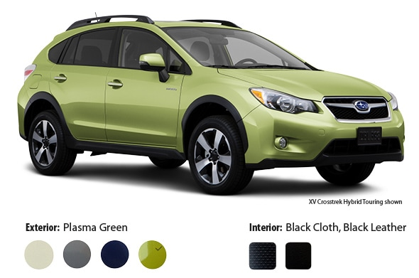 Subaru Hybrid Colors 2014 Xv Crosstrek Hybrid Twin