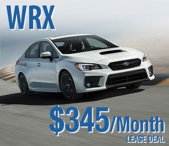 2019 Subaru WRX Lease Deal
