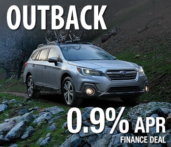 2019 Subaru Outback  Finance  Deal
