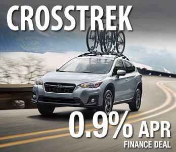 2020 Subaru Crosstrek  Finance Deal