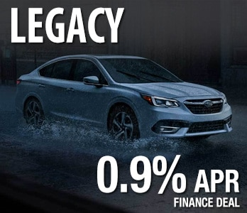 2020 Subaru Legacy Finance Deal