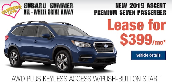 Lease A Subaru >> Subaru Lease Deals Twin City Subaru Vermont