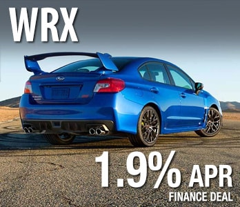 2019 Subaru WRX Finance Deal