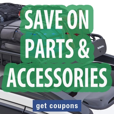 Twin City Subaru Parts Coupons
