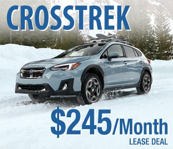 2019 Subaru Crosstrek  Lease Deal