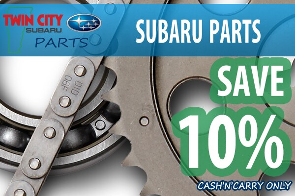 Subaru Parts Save 10% Coupon
