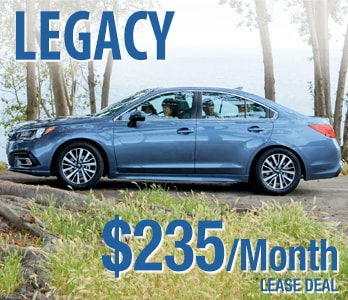 2019 Subaru Legacy Lease  Deal