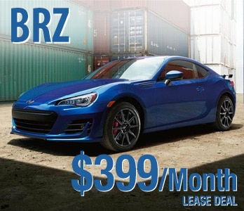 2019 Subaru BRZ Lease Deal
