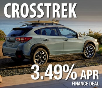 2019 Subaru Crosstrek  Finance Deal