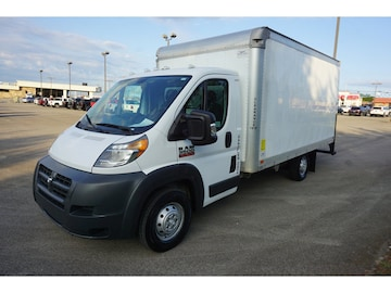 2014 Ram ProMaster 3500 Cab Chassis Truck
