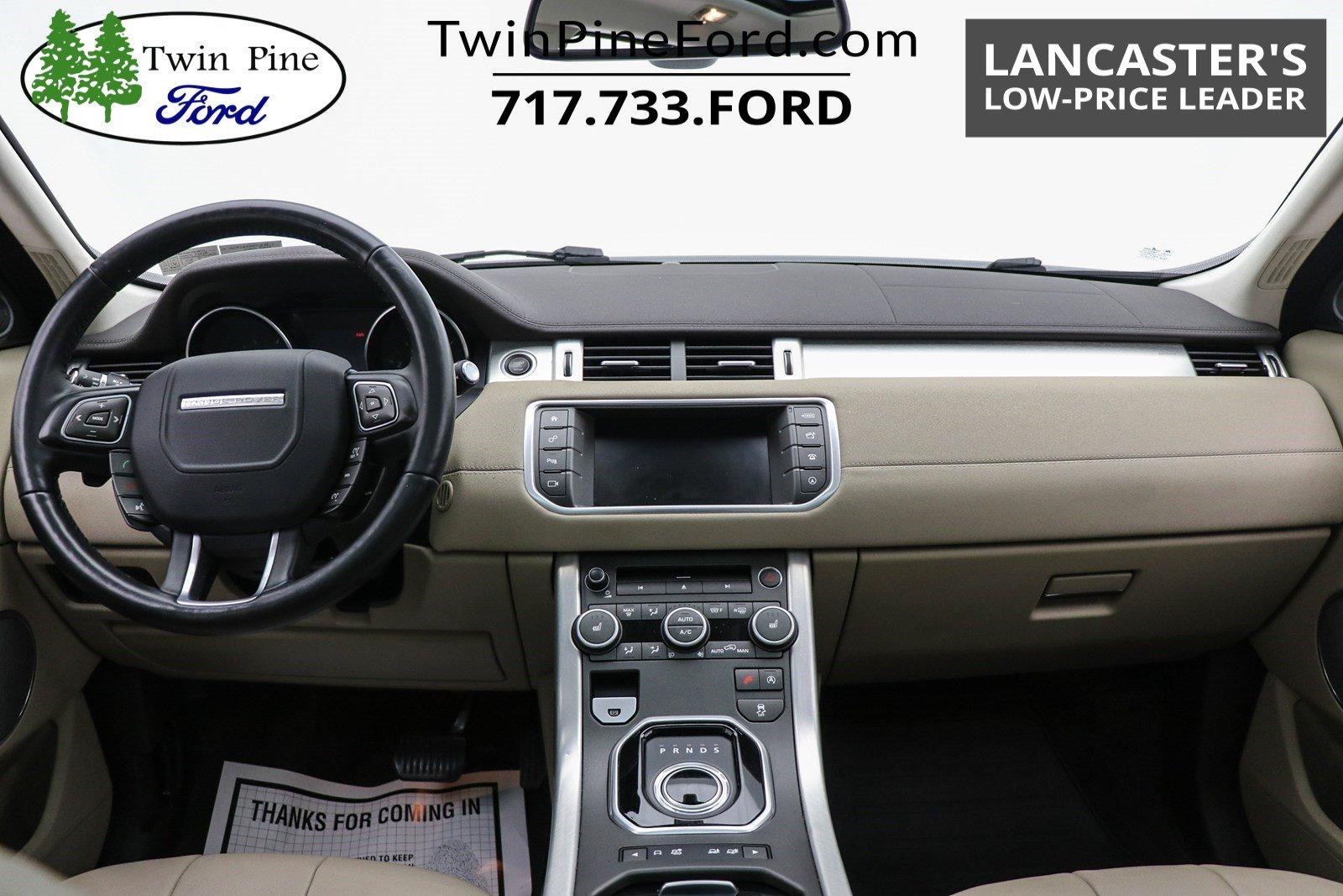 Used 2016 Land Rover Range Rover Evoque For Sale | Ephrata PA  SALVP2BG3GH083872