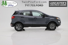 New 2019 Ford EcoSport S SUV for sale in Ephrata, PA