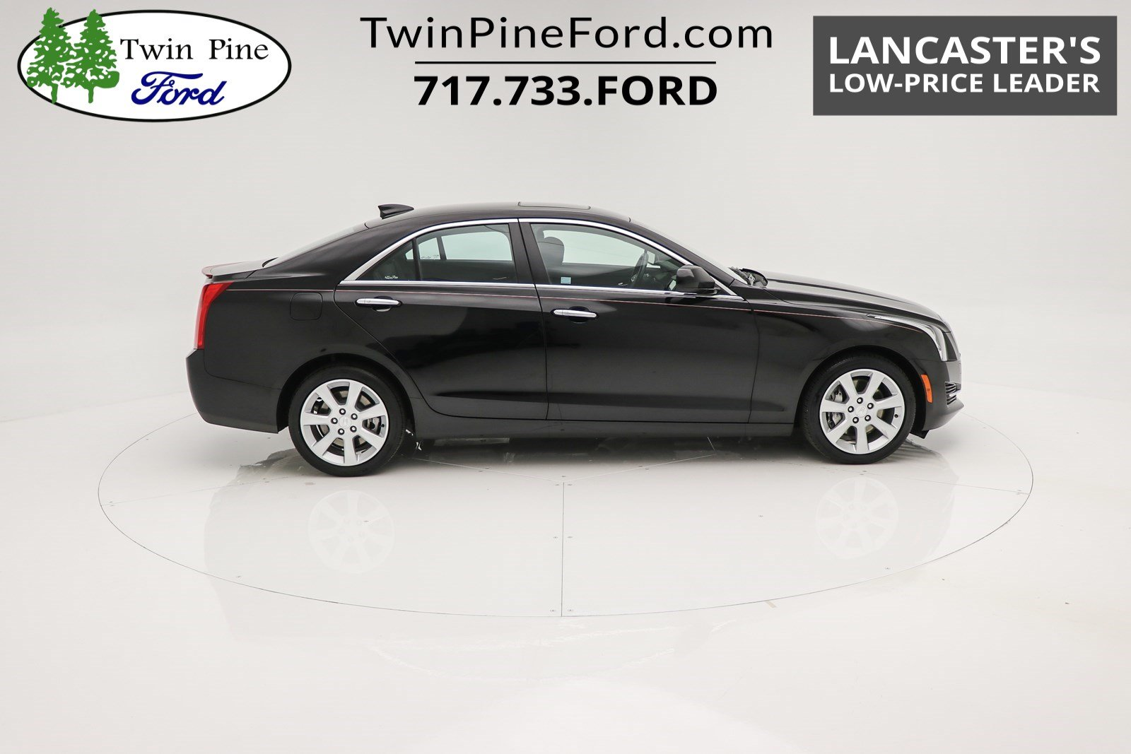 2016 Cadillac ATS Sedan Standard AWD Car
