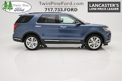 Used 2019 Ford Explorer Limited SUV for sale near Lancaster, PA