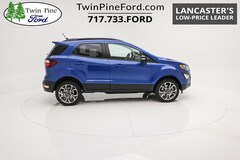 New 2019 Ford EcoSport SES Crossover for sale in Ephrata, PA