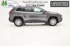 Used 2016 Jeep Cherokee Limited SUV near Lancaster, PA