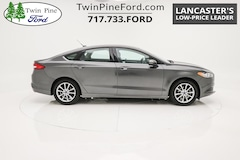 Used 2017 Ford Fusion SE Sedan for sale near Lancaster, PA