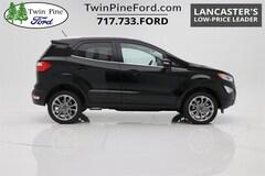 New 2019 Ford EcoSport Titanium SUV for sale in Ephrata, PA