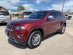 2016 Jeep Grand Cherokee Limited 4x4 SUV