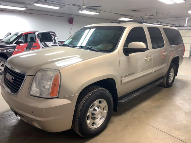 Used 2008 GMC Yukon XL 2500 For Sale at Twin Rivers Chrysler