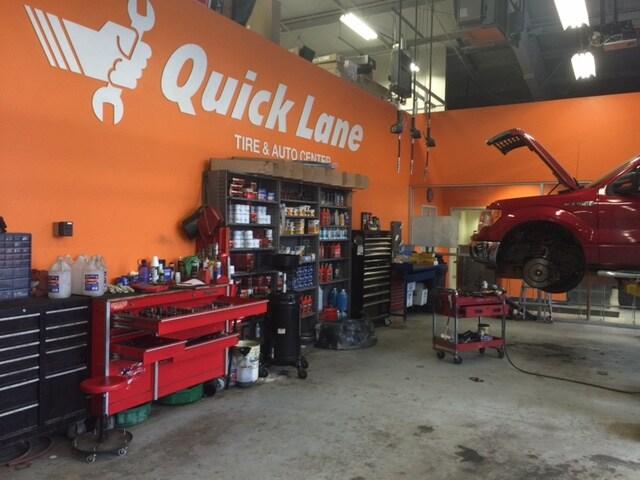 how to run a successful tire shop