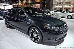 2014 Ford Taurus Front