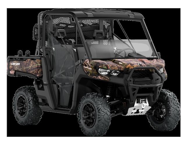 2019 CAN-AM Defender Mossy Oak Hunting Edition