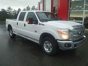 2011 Ford F-250 DIESEL XLT CREW SHORTBOX 4X4