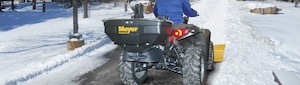 2018 MEYER ATV BL125 SALT SPREADER