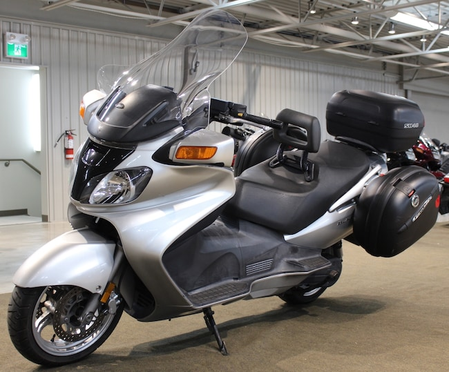 used 2003 suzuki burgman 650 for sale guelph on. Black Bedroom Furniture Sets. Home Design Ideas