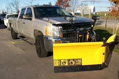 2013 Chevrolet Silverado 2500HD MEYER V PLOW SYSTEM ONLY Sedan