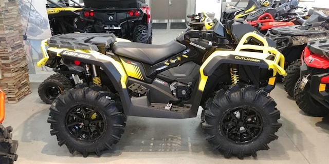 New 2019 CAN-AM Outlander 1000 X MR For Sale at TWO WHEEL