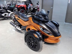 2011 CAN-AM Spyder RS-S SM5 Manual Shift