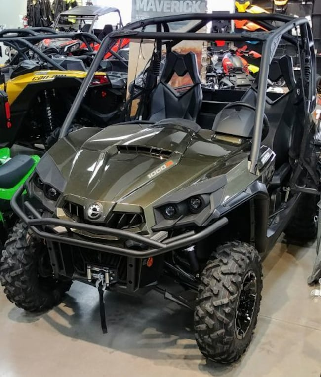 2019 CAN-AM Commander 1000 XT