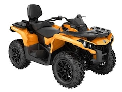 2018 CAN-AM Outlander Max 650 DPS -