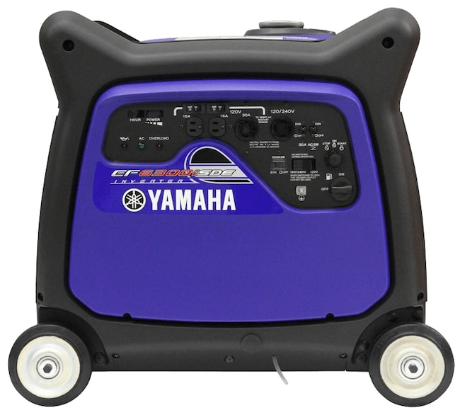 2018 YAMAHA EF6300iSDE  EF6300ISDEX EF63iSDEX 6300WATT INVERTER