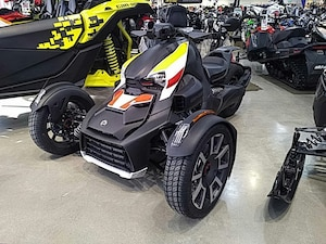 2019 CAN-AM Ryker Rally Edition RALLY AUTOMATIC SPYDER