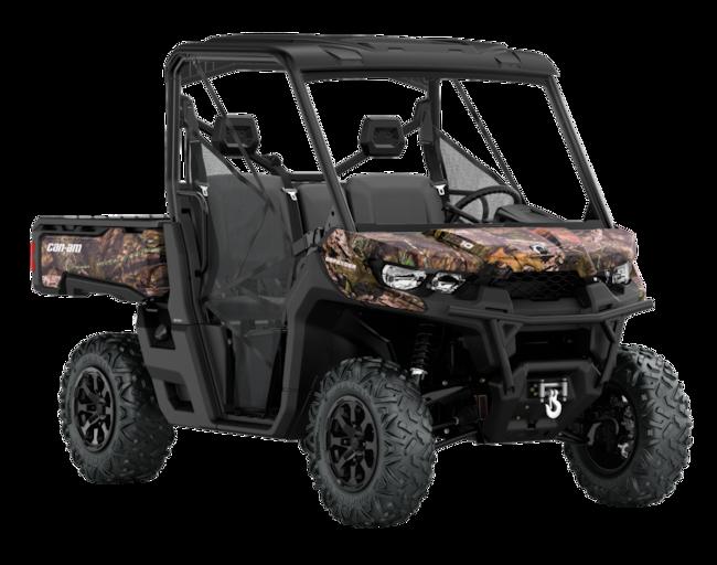 2019 CAN-AM Defender XT HD10