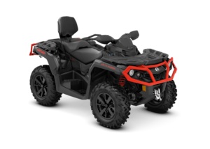 2019 CAN-AM Outlander Max 650 XT
