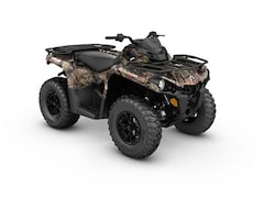 2017 CAN-AM Outlander 450 DPS POWER STEERING CAMO EDITION